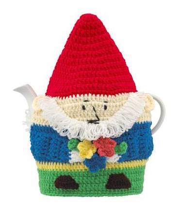 Gnome tea cosy from Kath Kidson