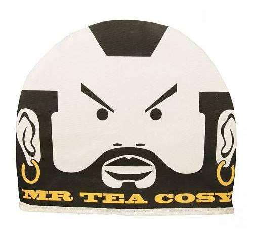 Mr T tea cosy