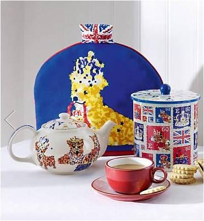 Coronation Tea Cosy