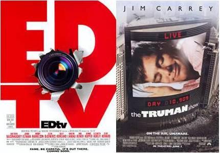 EDtv 1999 & The Truman Show 1998