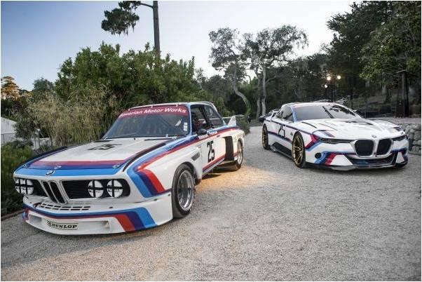 BMW 'Batmobile'