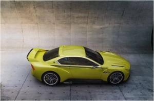 BMW 3.0 CSL Hommage (2015)