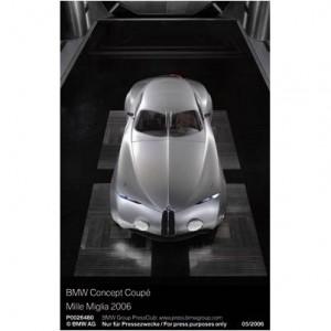 BMW Concept Coupé Milla Miglia (2006)